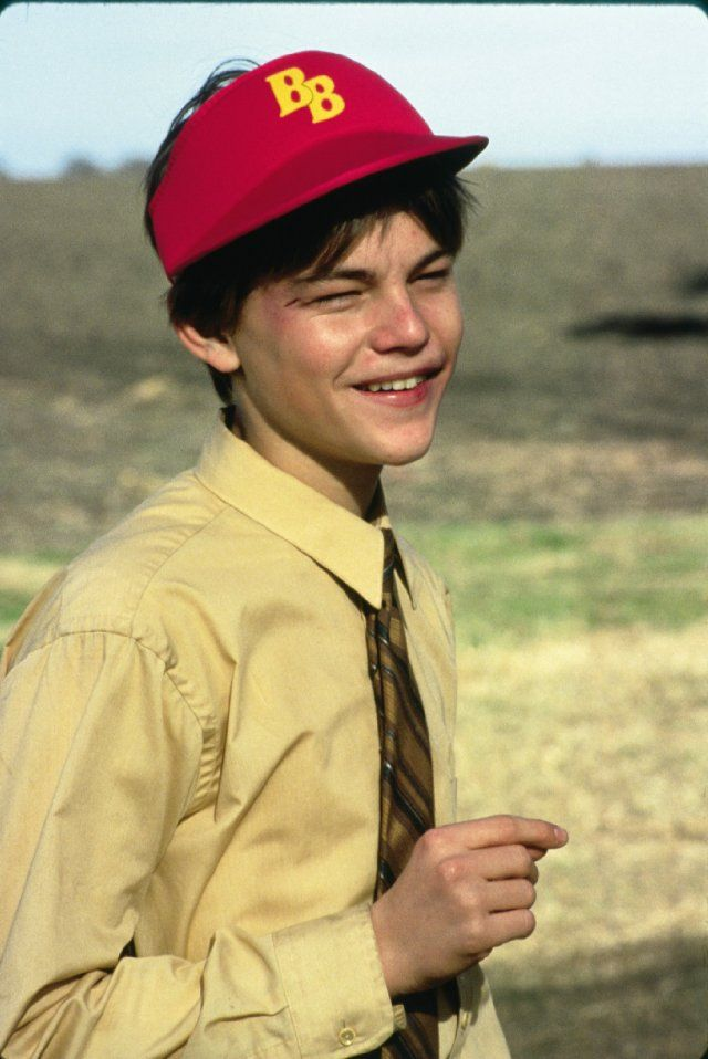"Leonardo DiCaprio as ""Arnie"" in   What's Eating Gilbert Grape  I love this character, so sweet!"