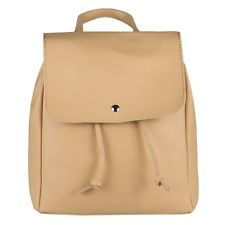 DAMEN RUCKSACK Cityrucksack Tasche LEDER optik Stadtrucksack Daypacks Backpack: EUR 24,95End Date: 10. Apr. 15:00Buy It Now for only: US…