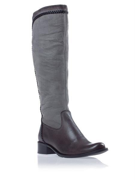 Ботинки женские зимние кожаные