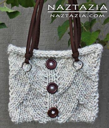 Free Pattern Knit Dragon Skin Stitch Free Pattern - no instructions for the Purse - on Knitabulous at http://knitabulous.blogspot.com/2008/03/choke.html