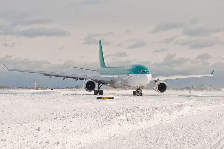 Aer Lingus Airbus A330-303