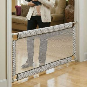 finding the best extra wide baby gate for your home