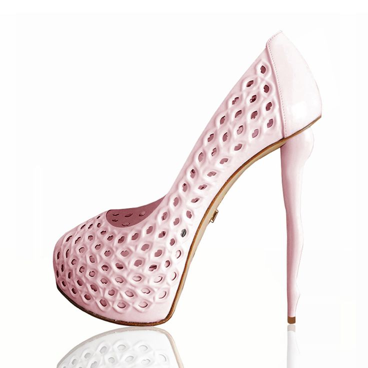 Dukas pink shoes