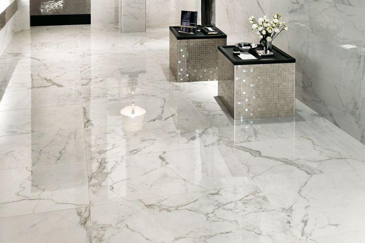 Tile Porcelain Tile Calacatta Extra Kitchens Bathroom Bathroom