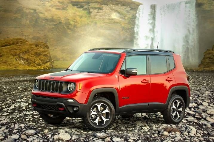 Best Small Suvs Top Rated Compact Suvs For 2020 Edmunds Jeep