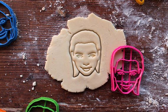 Kim Kardashian Cookie Cutter