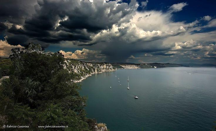 Costiera: il benvenuto di Trieste Triesteraccontatrieste