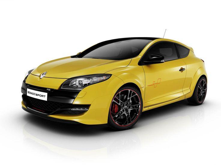 Renault Megane RS Trophy 2012 Wallpaper