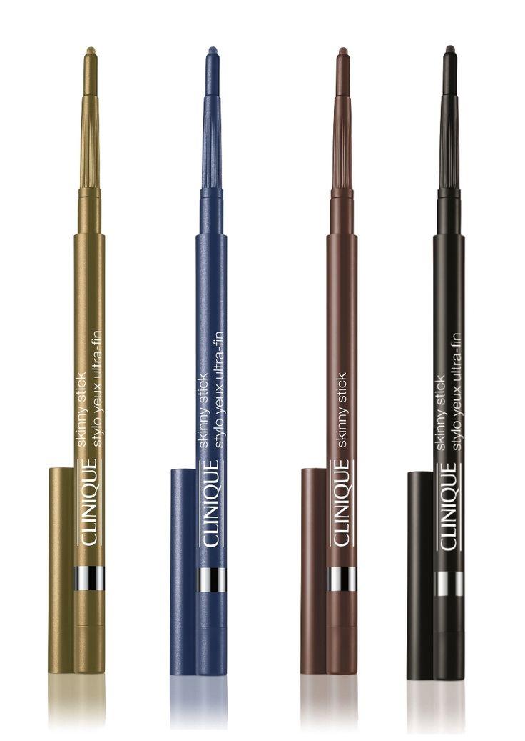 Clinique Skinny Stick For Eyes 05 Royal Blue heeft slechts 2/3 van de omtrek van een traditioneel oogpotlood zodat je heel dicht bij de wimperrand kunt komen en dus optisch dikkere, vollere wimpers kunt maken. Geef je ogen een kleurrijk accent met Clinique Skinny Sticks. Hou je niet in, met deze kleuren zijn eindeloze combinaties te bedenken.