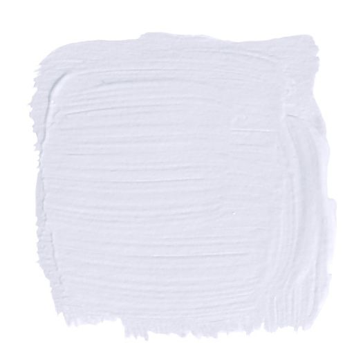 """""""This changes from gray to lavender to hyacinth. I used it with purple and pale green fabrics, which made the walls appear very lavender, but once the girl was in high school, we redid the room with John Robshaw prints and it took on an upbeat Moroccan look — the walls receding to a bluegray that no longer felt like a child's room."""" —Michael Whaley   - HouseBeautiful.com"""