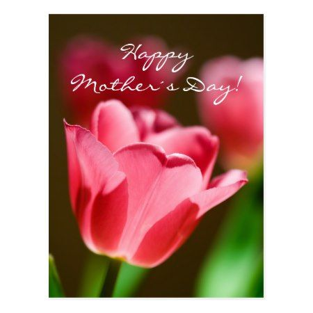 Mother´s Day postcard - tap, personalize, buy right now!