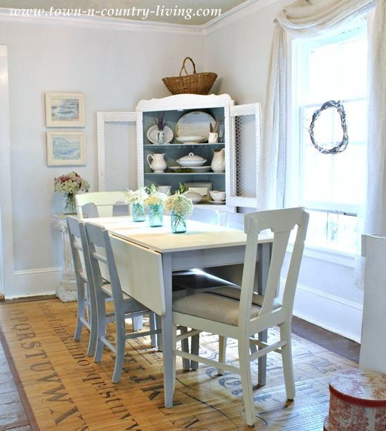116 best dining rooms images on pinterest | farmhouse decor