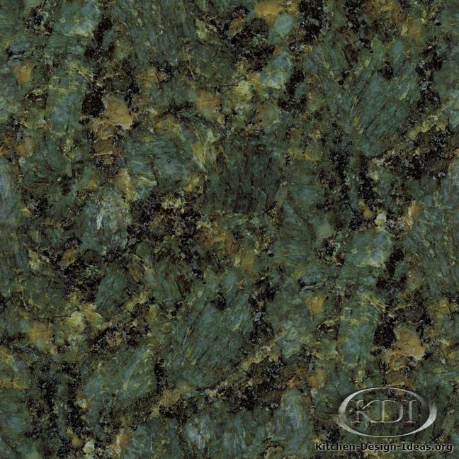 Verde Peacock Granite Is A Natural Stone That Could Be Used For Kitchen  Countertop Surfaces.