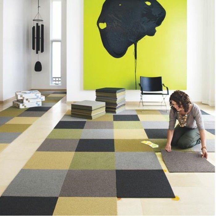 Moquette pour chambre changer le sol lino chambre enfant for Peut on mettre du lino sur de la moquette