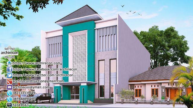 Desain Sekolah Tahfidz Qur An Di 2021 Desain Rumah Desain Rumah