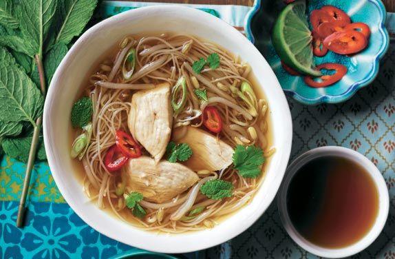 turkey pho more eat asia turkey pho soup recipes turkey pho from food