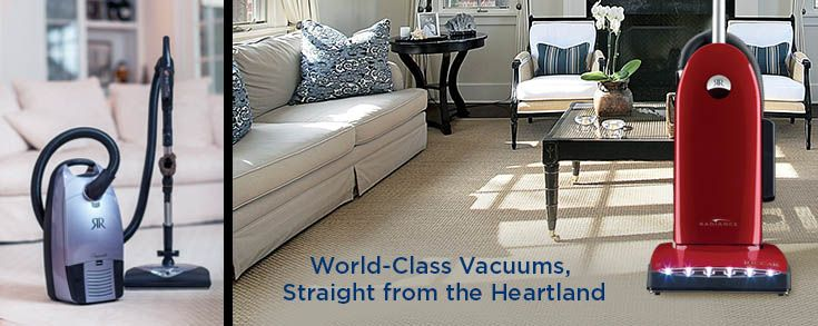 Riccar Vacuums - St. James, Missouri USA