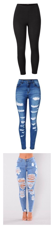"""""""Jeans+more"""" by briyannaelainhoy on Polyvore featuring plus size women's fashion, plus size clothing, plus size pants, plus size leggings, pants, jeans, leggings, black, legging pants and cotton spandex capri leggings"""