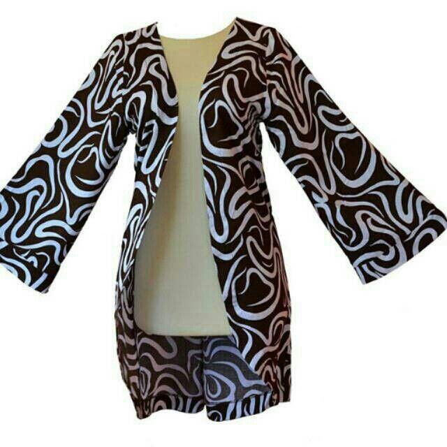 Temukan dan dapatkan Cardigan long kimono Zb hanya Rp 149.000 di Shopee sekarang juga! #ShopeeID