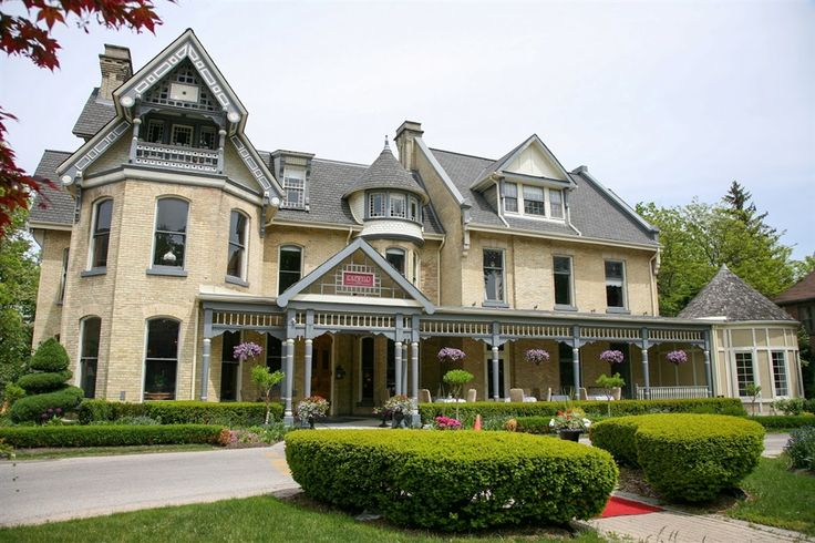 Our beautiful Victorian mansion was built in 1878.