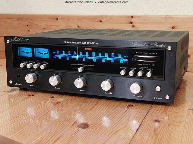 Marantz 2225 receiver & 5020 cassette deck (sale pending) For Sale ...