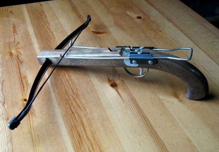 Antique pistol crossbow Instructables