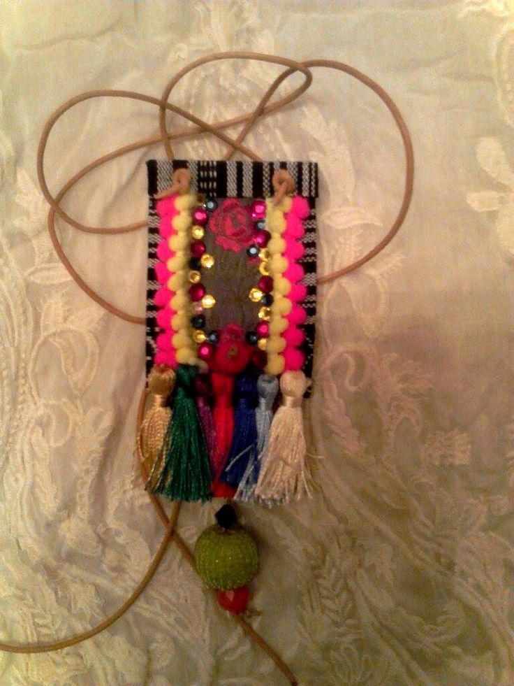 Boho ,gypsy amazing necklace by boutiqueofsandals on Etsy
