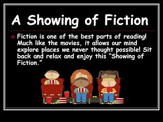 Literature quiz the elements of fiction writing