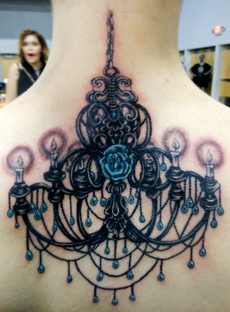 Exciting Tim Hendricks Chandelier Tattoo Images - Chandelier ...