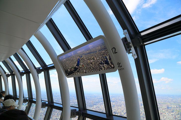 Go to the Top of the Tokyo Sky Tree (13 Awesome Things to Do in Tokyo Japan).