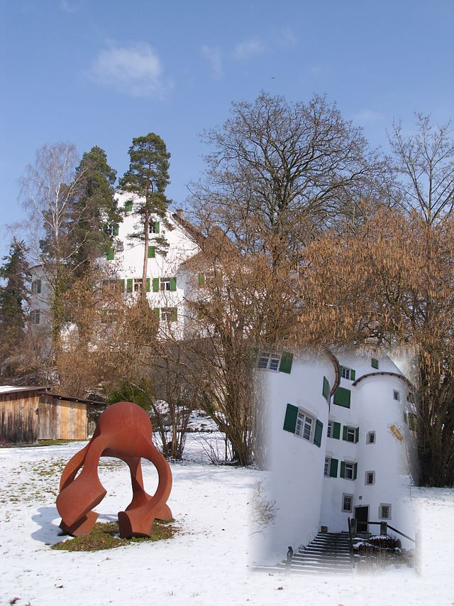 Schloss 002 montage - Schloss Randegg – Wikipedia