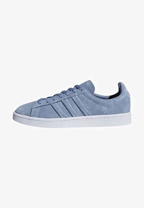 new arrival 8681a 836c7 adidas Originals CAMPUS STITCH AND TURN - Sneaker low - grey - Zalando.de