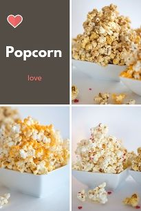 Cheddar, Cinnabon and Almond Bark Popcorn Love! » Get Off Your Butt and BAKE