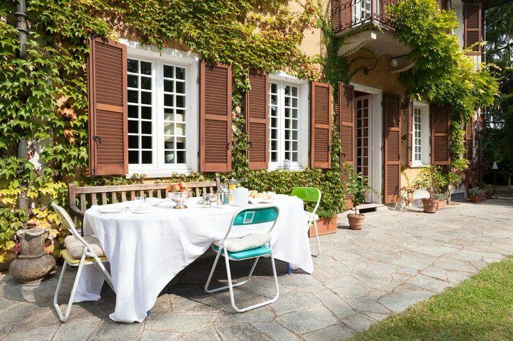 b&b Gli Specchi - may you like breakfast in the garden?