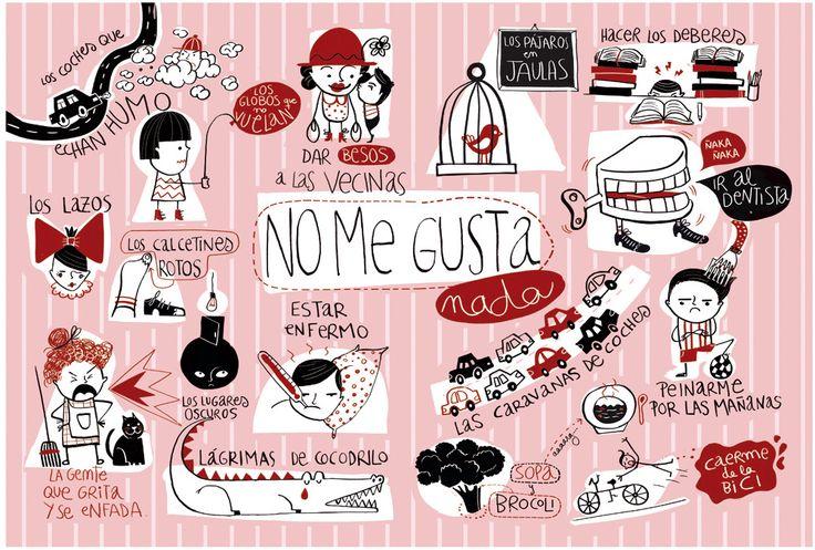 Historias de Moka - amaia arrazola illustration