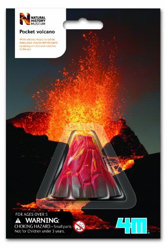 Great Gizmos Natural History Museum Pocket Volcano Great Gizmos Natural History Museum Pocket Volcano (Barcode EAN = 5060008934221). http://www.comparestoreprices.co.uk/december-2016-3/great-gizmos-natural-history-museum-pocket-volcano.asp