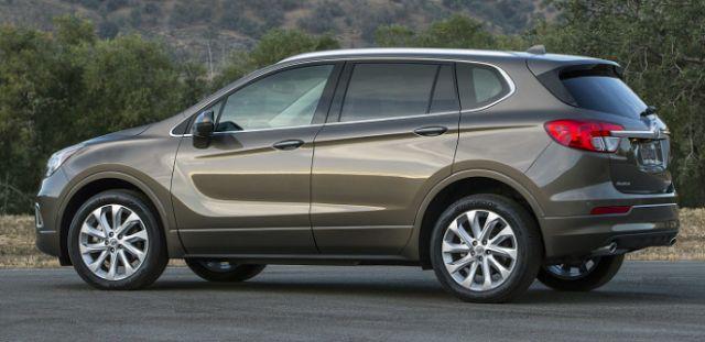 2017 Buick Envision Design Exterior, Interior and Specs Engine - New Car Rumors