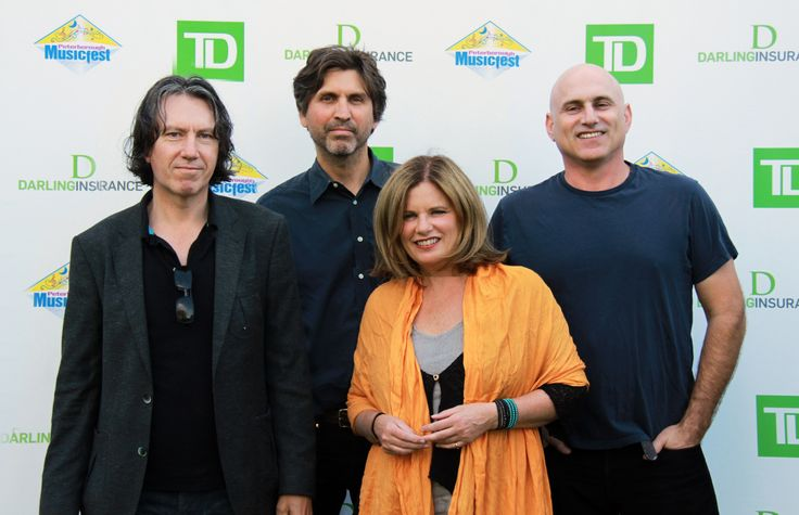 Presented by TD Bank, the Cowboy Junkies put on an amazing show on July 30, 2014 at Peterborough Musicfest.