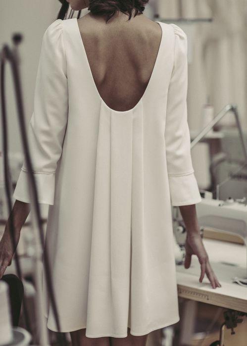 La nouvelle collection civile de robes de mariée Laure de Sagazan