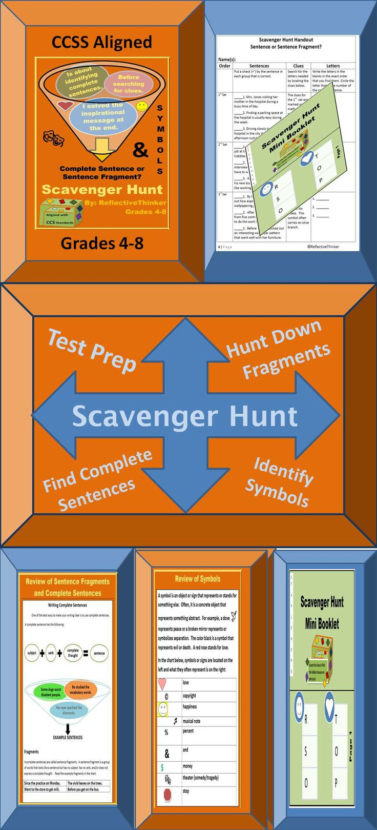 scavenger hunt essay Scavenger hunt take time to familiarize yourself with the following: answer the following questions: how are discussion points awarded what is aleks how are.