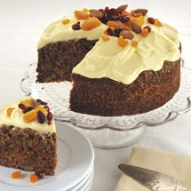 One of our fav Carrot Cake recipes with step by step instructions for newbies.