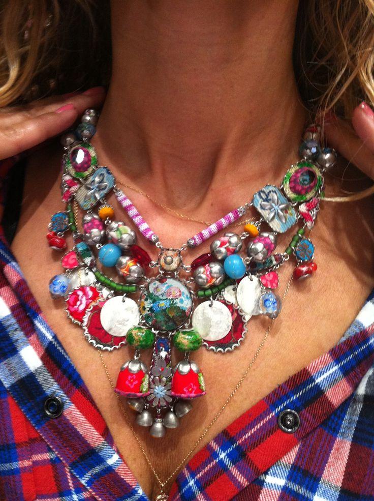 ayala bar hippie necklace