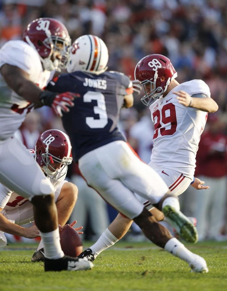 No. 2 Alabama claims SEC West with 29-13 win over Auburn