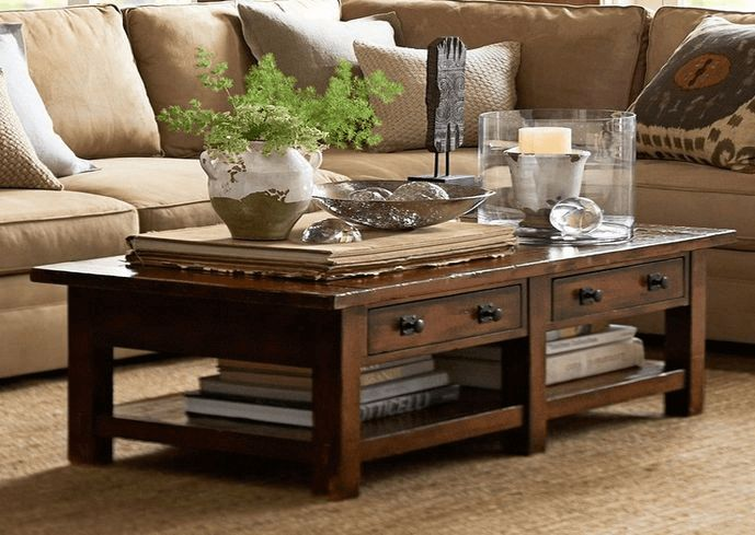 Benchwright Coffee Table Rustic Mahogany Stain That Hurricane Looks Awfully Familiar The Partylite Majestic