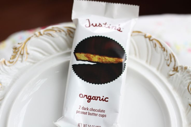 Justin's Peanut Butter Cups Dark Chocolate