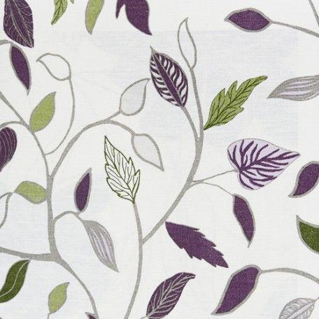 Aubergine Fabric