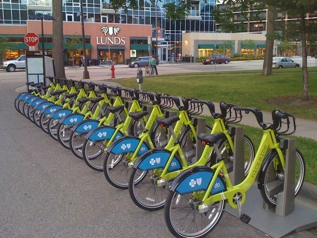 Bikes Minneapolis Mn Minnesota quot bike sharing