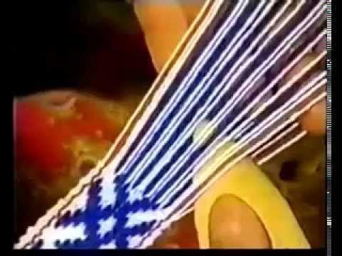 Мастер класс по плетению славянских поясов на ниту