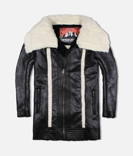 Dámský kabát Amira Retro Jeans
