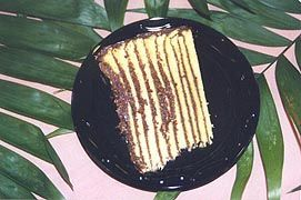 [photo, Smith Island Cake, Smith Island, Maryland]